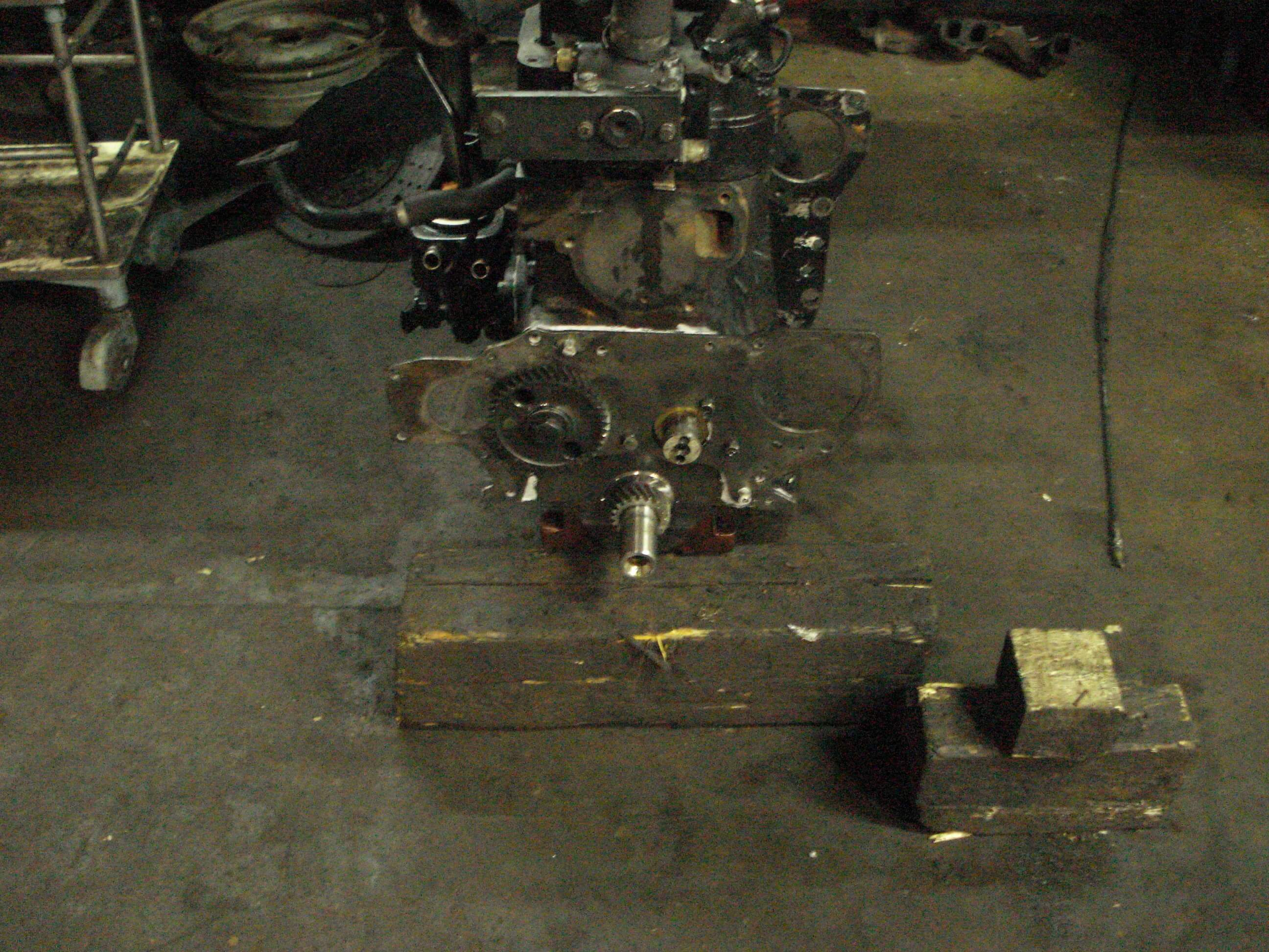 схема двигателя д 245