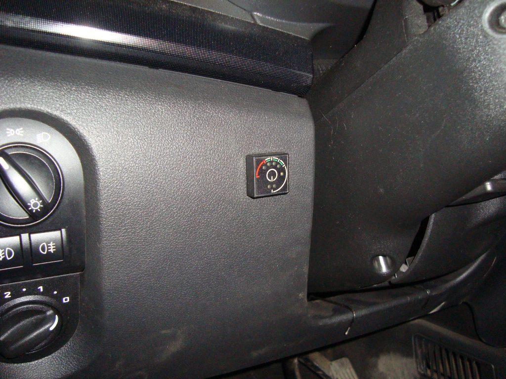 Установка ГБО марки OMVL (Италия) на автомобиль Лада Калина